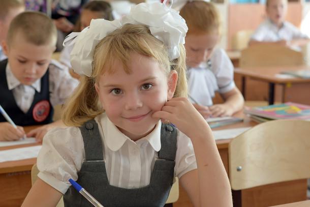 Училището - дом на слънчевото детство